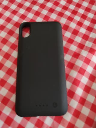 Funda batería iPhone xs max