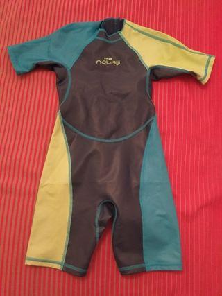 bañador niño neopreno natacion
