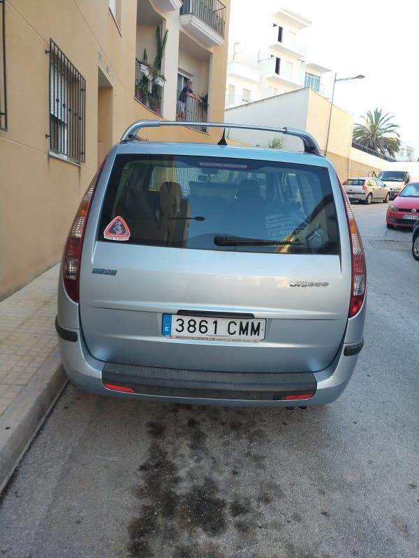 Fiat Ulysse 2002