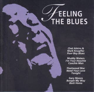 Various Feeling The Blues CD