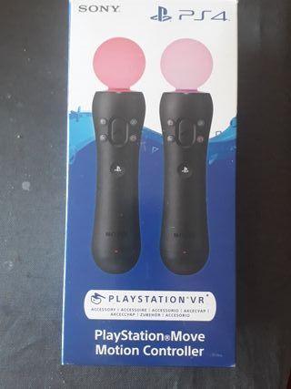 mandos PlayStation move