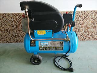 Compresor HTM Aire 24L 8Bar