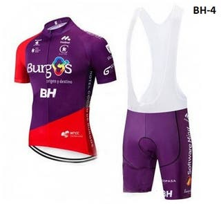 Equipación ciclismo verano BH-5 t. XL