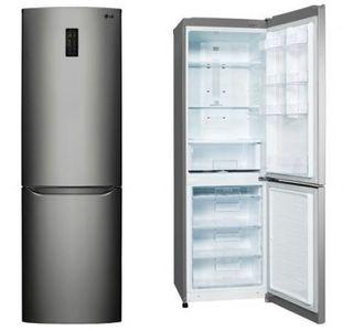 frigorífico combi LG gbb 39 dsdz
