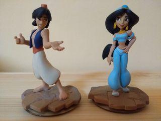 Figuras Disney Infinity 2.0 de Aladdin
