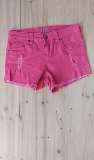 Shorts fuxia T-XS/S