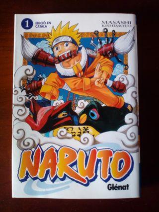 Naruto 1-20 en català