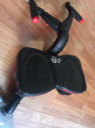 Patinete para silla