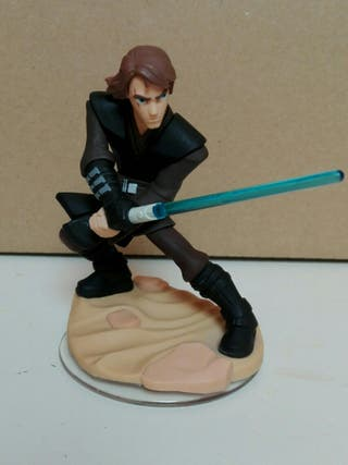 Anakin Skywalker Disney Infinity Star Wars figura
