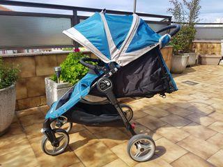 Silla City Mini By Baby Jogger 4 Ruedas