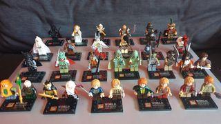 Lote minifiguras lego Señor de los Anillos