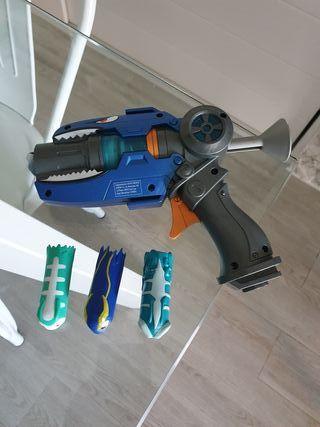 Pistola juguete Slug Terra