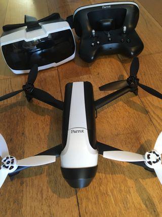 Drone Parrot Bebop 2 PACK COMPLETO