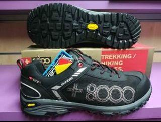 +8000 zapatillas de montaña trekking