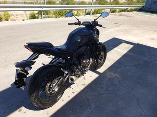 Yamaha MT-07 (ABS)