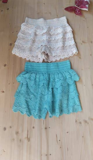 Lote 2 Shorts T-S
