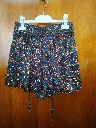Falda pantalón Bershka talla M