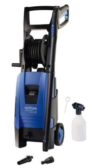Nilfisk limpiadora tipo Karcher +tubo desatascos