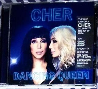 Cher CD dancing queen