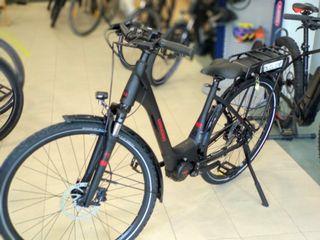 Bicicleta eléctrica de paseo nueva