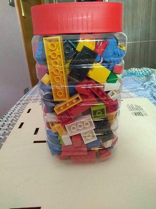 Legos bote.