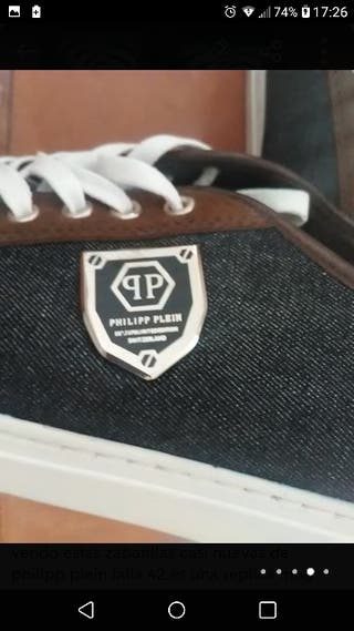 zapatillas philipp plein