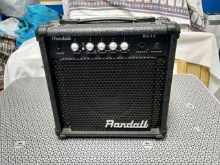 Vendo amplificador para guitarra eléctrica Randall