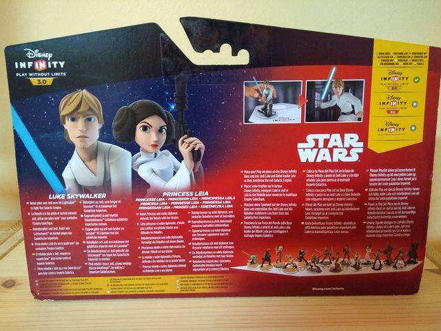 Figuras Star Wars Disney Infinity 3.0