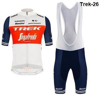 Equipación ciclismo verano tr-ek-26 t. XL