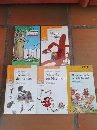 libros de 6 años