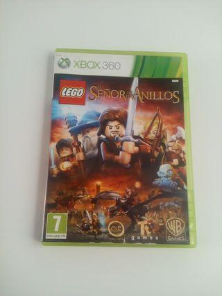 Lego Señor de los Anillos Xbox 360