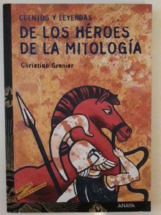 Libro de los heroes de la mitología
