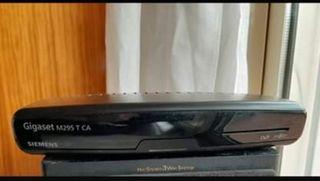 T.D.T DESCODIFICADOR GOL TV SIEMENS