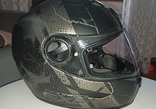 casco scorpion exo XS