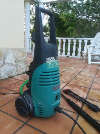 limpiador a presión Bosch+Cepillo suave