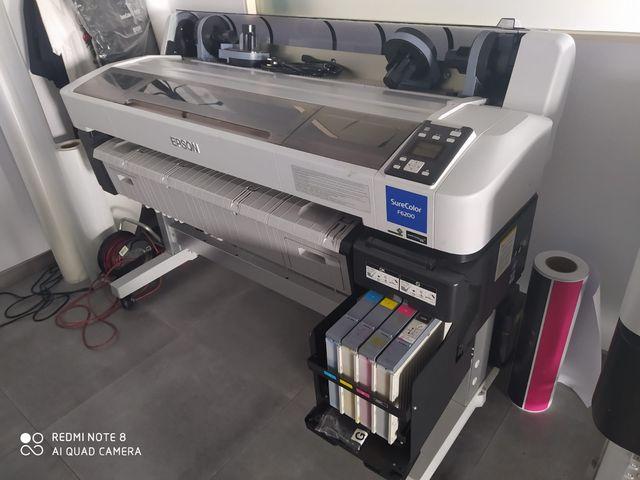 Impresora de Sublimación Epson F6200 de 44``