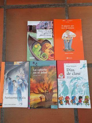libros para 10 años