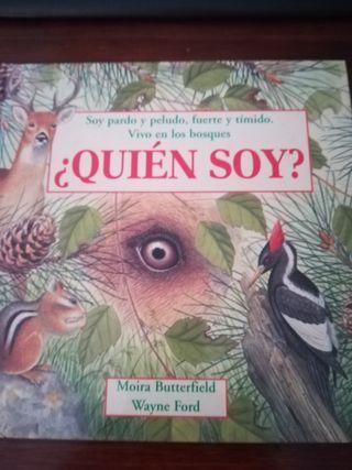 Libro informativo para niños/as de 5 a 6 años