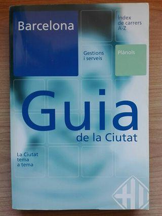Barcelona. Guía de la ciutat.