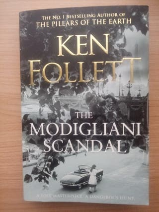 Ken Follett - The Modigliani Scandal