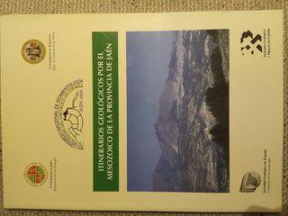 itinerarios geologicos por la provincia de Jaén