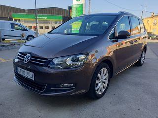 VW Sharan 7 plazas 2.0 tdi 170 cv Financiamos 100%