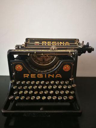 Màquina de Escribir REGINA VII de 1923