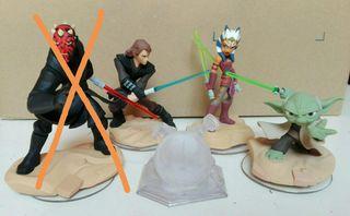 Figuras Star Wars Disney Infinity figura