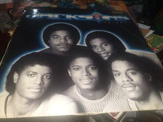 vinilo lp Jacksons five triumph