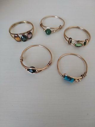 5 anillos