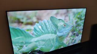 TV SONY 55XE9005