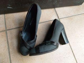 zapatos de tacón g-star raw