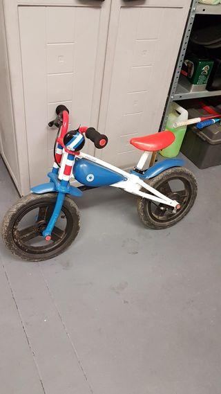 Bicicleta de aprendizaje de imaginarium