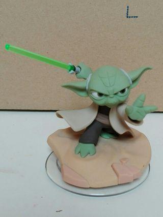 Yoda Disney Infinity Star Wars figura figuras